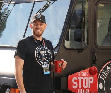 death wish coffee founder