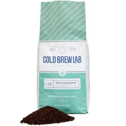Cold brew lab coffee