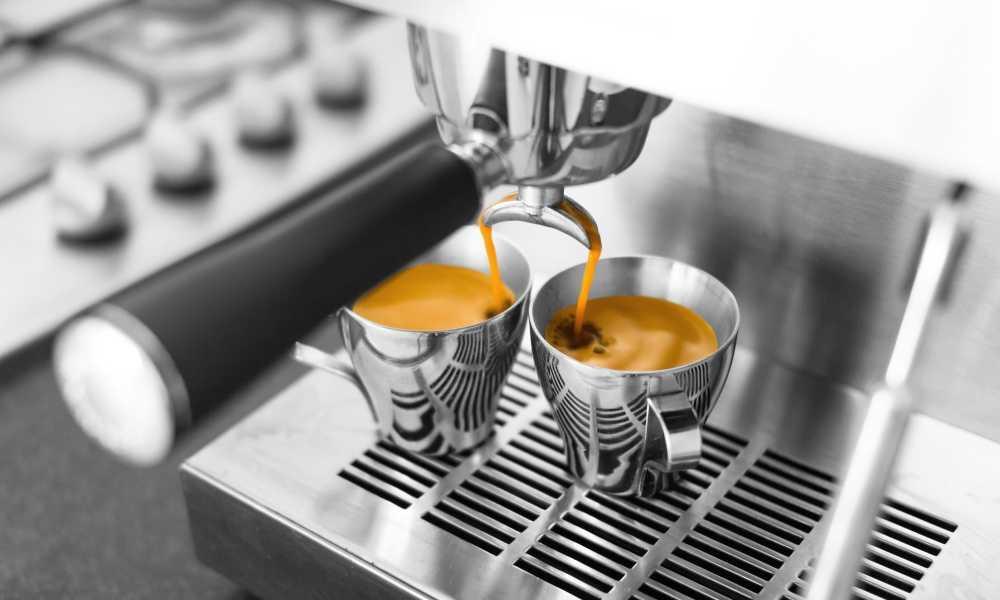 History of espresso machines
