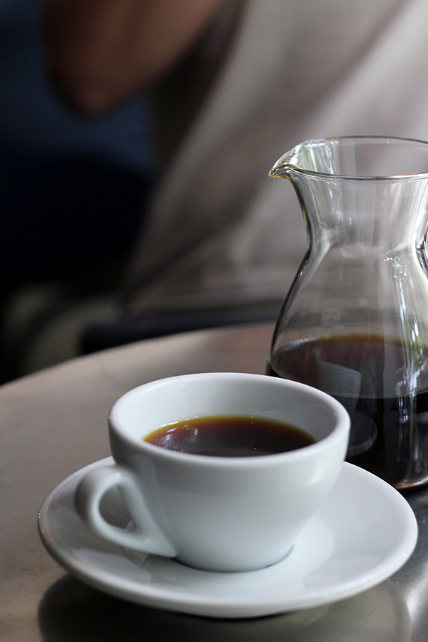 Můj šálek kávy, Prague
