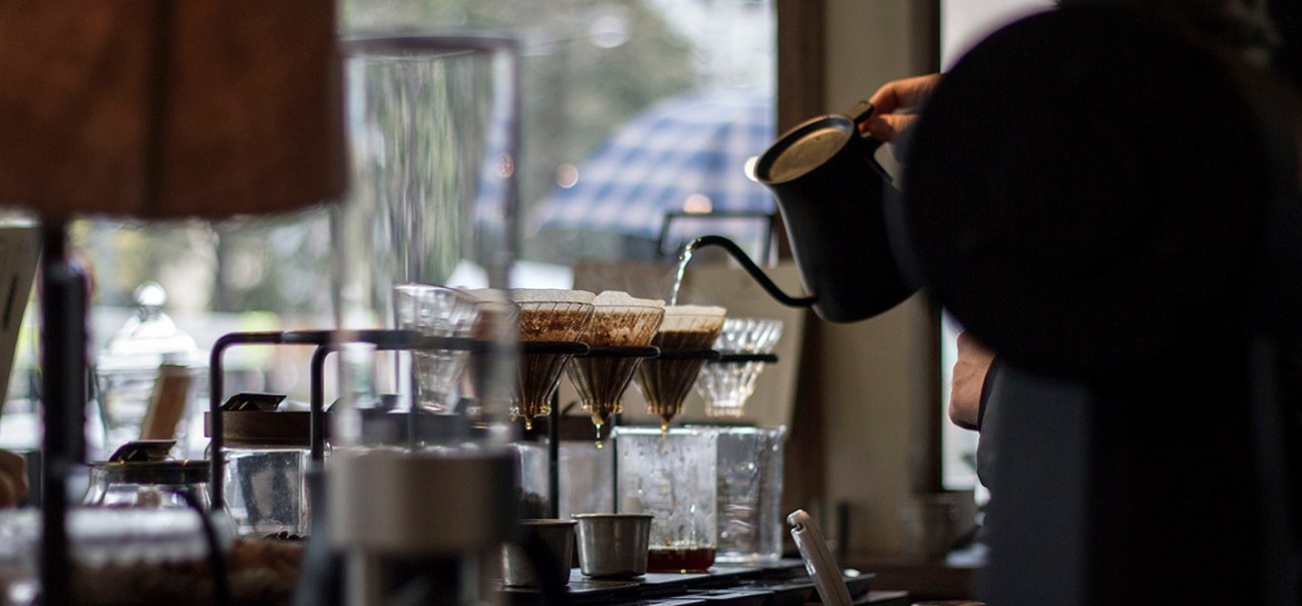 Glitch Coffee & Roasters: Jimbocho