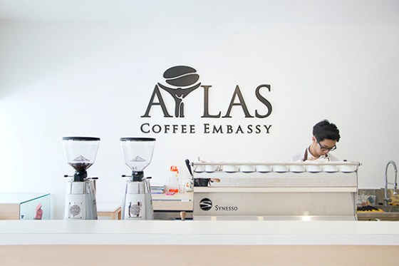Atlas Coffee Embassy, Johor Bahru
