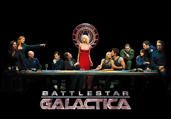 CCLaP Fridays: On Being Human: Battlestar Galactica and Caprica