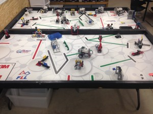 I coach two First Lego League teams so I have two boards and about 15 EV3 kits in my room for practices. A great learning project for any kid. So powerful
