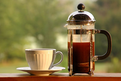 French-Press-Style-Coffee-