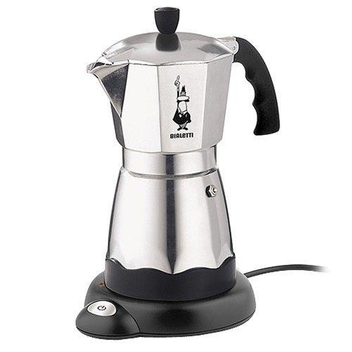 Bialetti Easy Cafe 6-Cup Espresso Maker