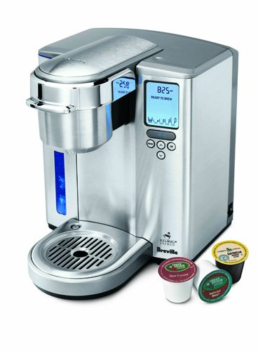 Breville BKC700XL Gourmet Single-Serve Coffeemaker
