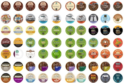 Crazy Cups Coffee Only Premium Sampler