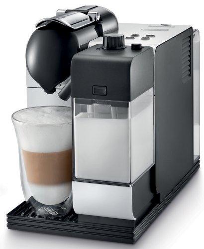 DeLonghi Lattissima Plus Nespresso Capsule System