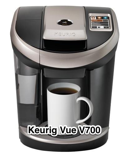 Keurig® Vue® V700 Brewing System