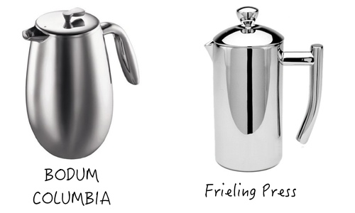 Bodum Vs Frieling French Press