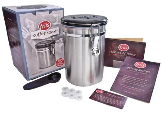 Friis 16-Ounce Coffee Vault