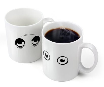 Fred and Friends Wake-Up Cup