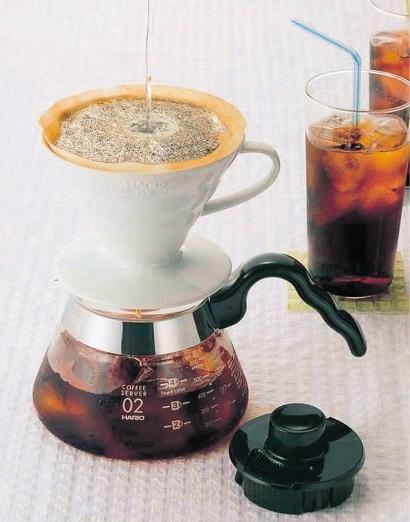 Hario VDC-02W V60 Ceramic Coffee Dripper
