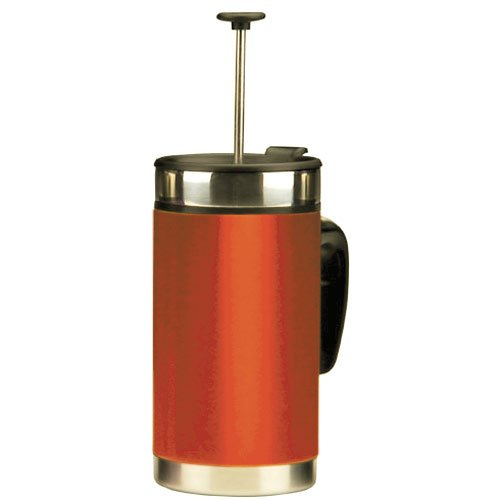 Planetary Design Desk Press Stainless Steel French Press