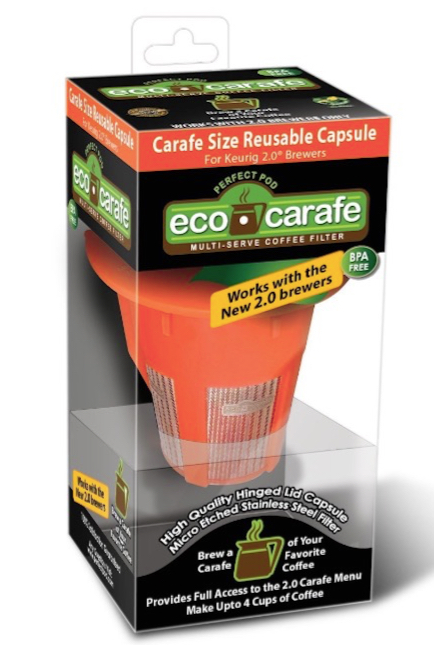 Eco-Carafe for Keurig 2.0, K300, K400, K500 Series