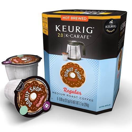 Keurig K-Carafes Donut Shop