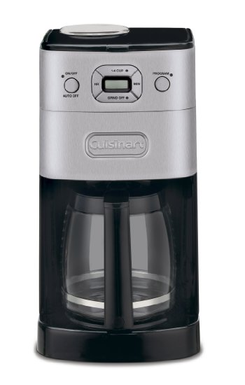 Black and Decker CM5000B vs. Cuisinart DGB-625BC Grind-and-Brew, Which Is Best To Buy? Coffee ...