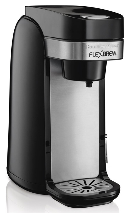 Hamilton Beach 49997 Flexbrew Single Serve Coffeemaker