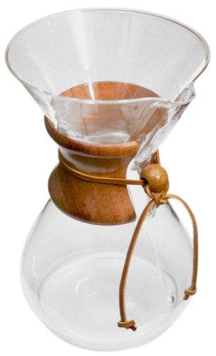 Chemex 8-Cup Classic Series Glass Coffeemaker