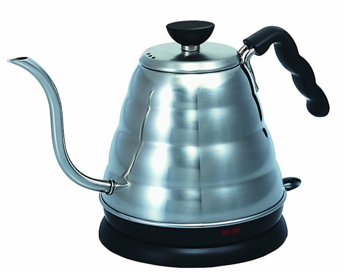 Hario EVKB-80U-HSV Electric Buono Kettle