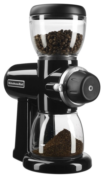 KitchenAid KCG0702OB Burr Coffee Grinder