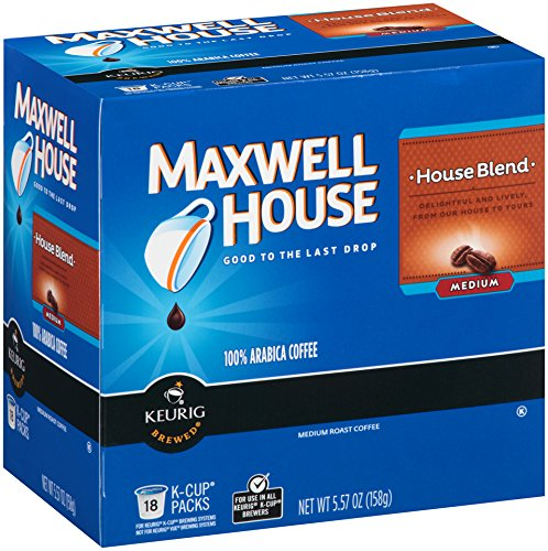 Maxwell House K Cups