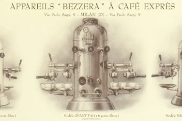 Machines expresso : son invention, son café
