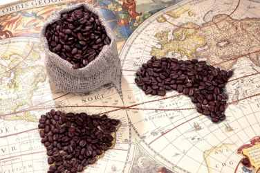 History: the spread of coffee in the world
