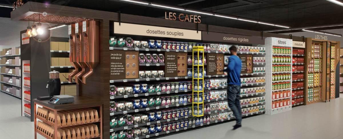 Les différences entre du café d'un torréfacteur et du café de supermarché