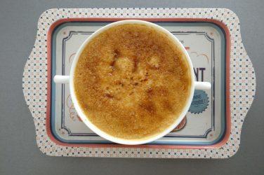 Recette café : café latte au caramel