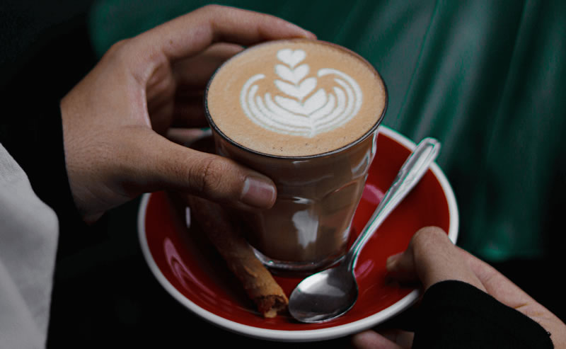 What is Coffee Art?