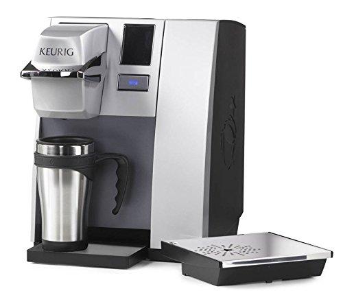 Keurig K155 Single Cup Coffee Maker Info