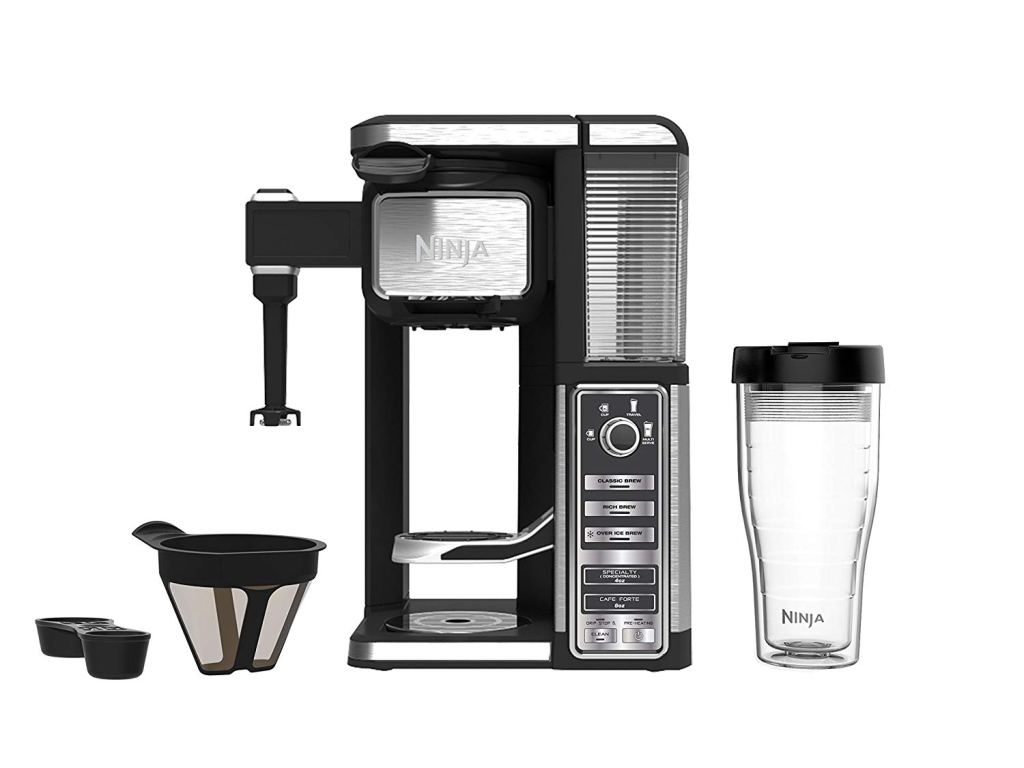 Ninja Single Serve Coffee Maker info