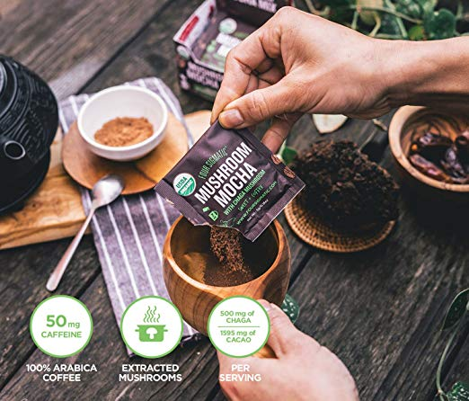 Four Sigmatic Mashroom Mocha coffeeinblog info