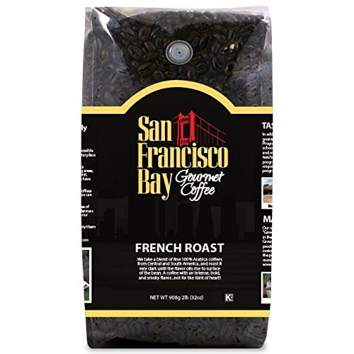 San Francisco Bay Coffee French Roast Whole best Bean