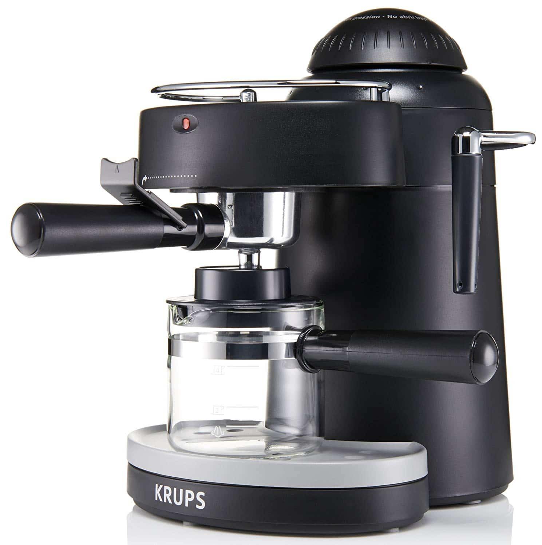 KRUPS XP1000 Steam Espresso Machine Coffeeinblog