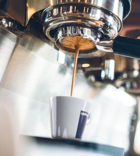 Lavazza Super Crema medium espresso