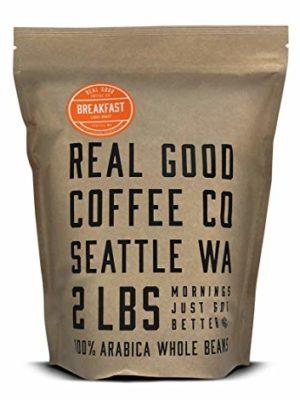 Real Good Espresso beans