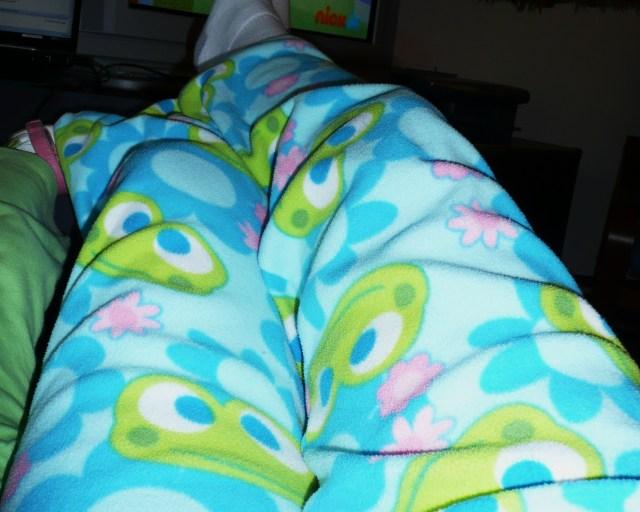 froggy pants