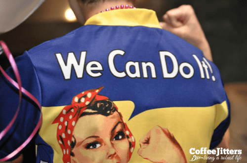 we can do it - CoffeeJitters.Net