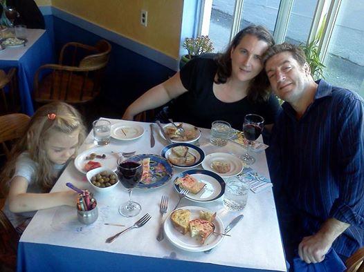 10th Wedding Anniversary Dinner