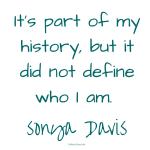 Cancer Sonya Davis