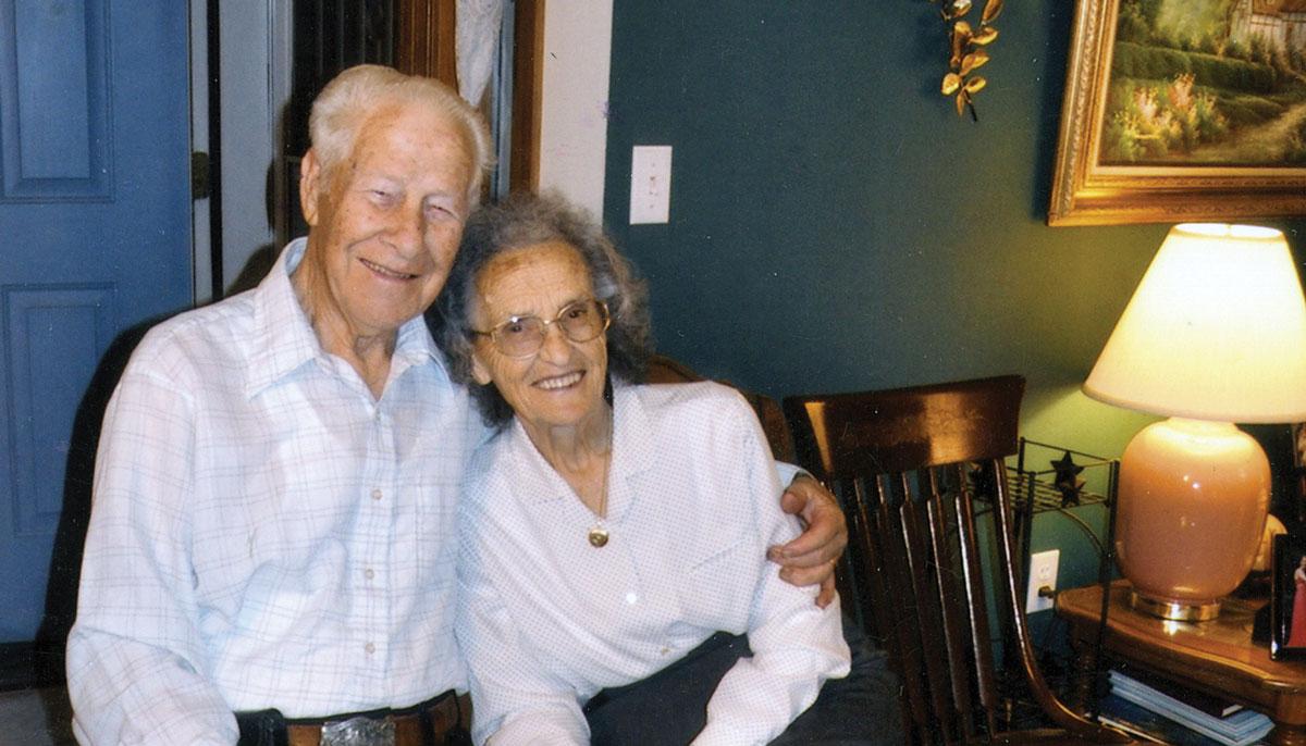 Bault's enduring love shines