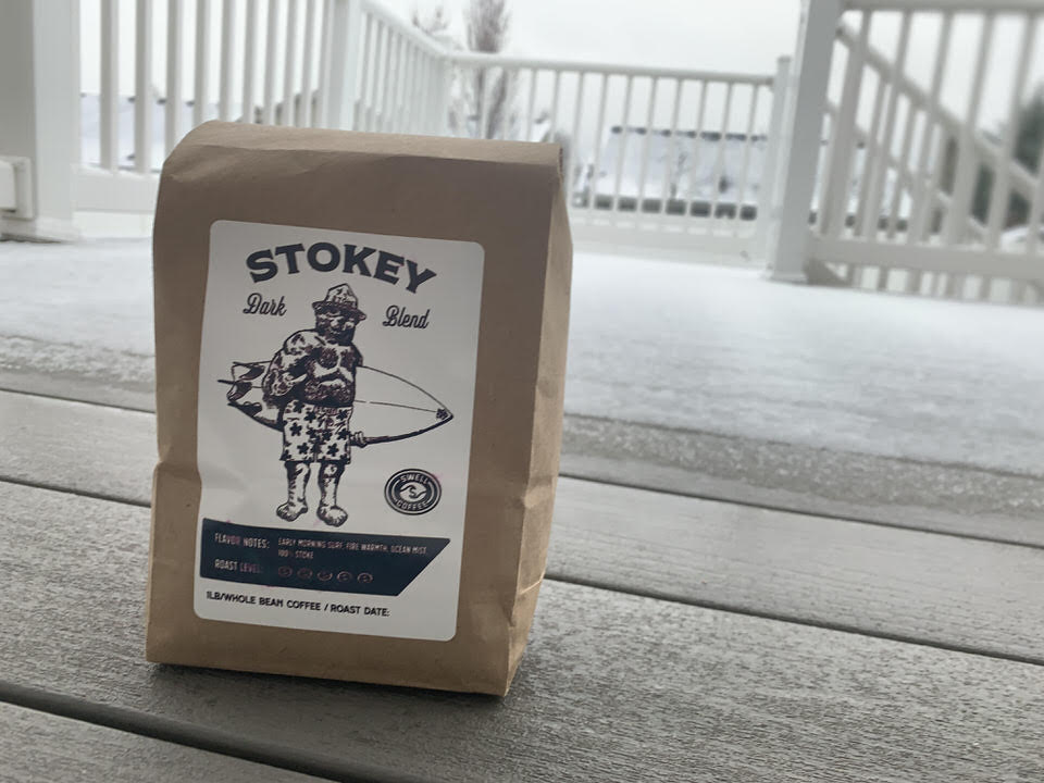 Give the gift of LOCAL coffee