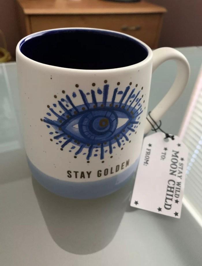 higher self, inner wisdom, third eye, coffee mug