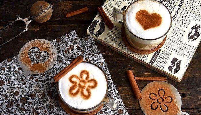 Шығыста кофе-капучино үйі кофе капучино үйі