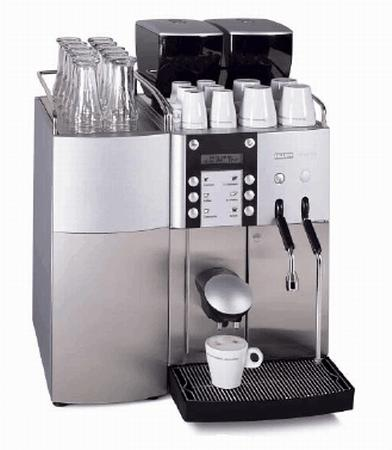 Franke Evolution 1 Step Espresso Machine