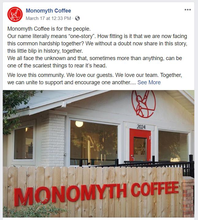 monomyth coffee lubbock