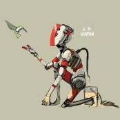robot doodle2
